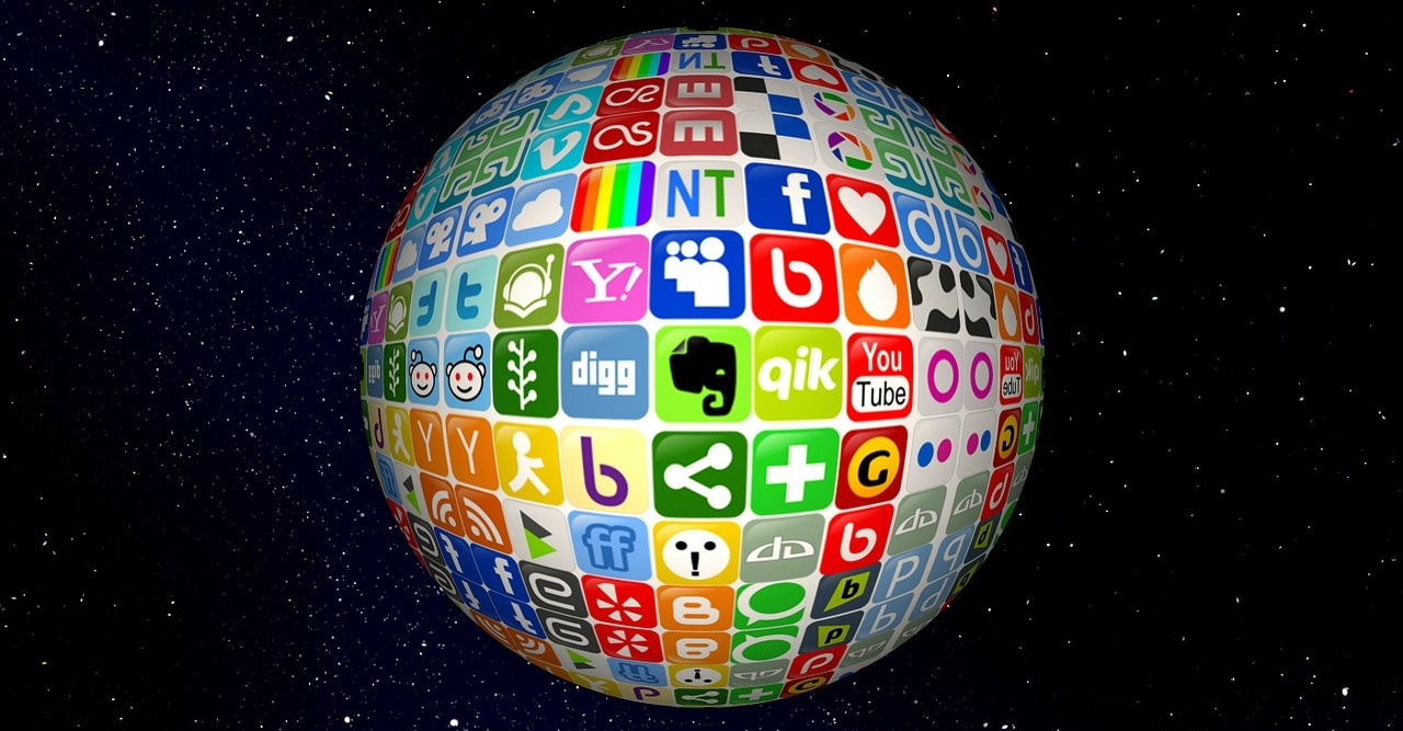Internet Marketing Icon Globe