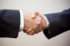 Handshake Thumbnail